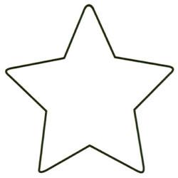 FOLD AND CUT STAR PATTERN