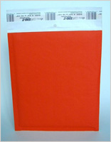 Bubble Mailers Red 14.5x18.5, 24/Case