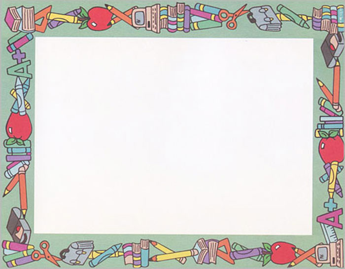 Chalkboard Printable School Award Certificates 40073 Geographics
