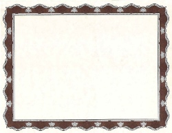 Crown Red Certificates, 8.5x11, 50/PK