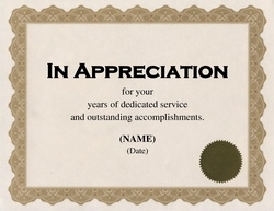 awards certificates free templates clip art wording geographics - Certificates Templates