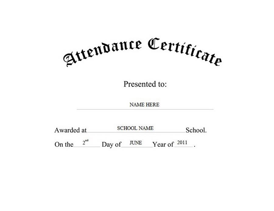 wording for award certificate