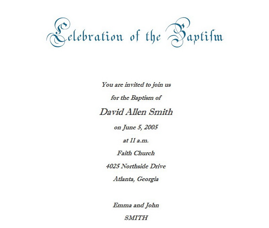 baptism free suggested wording by theme geographics
