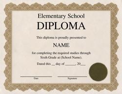 Awards diplomas free templates clip art wording geographics yelopaper Images