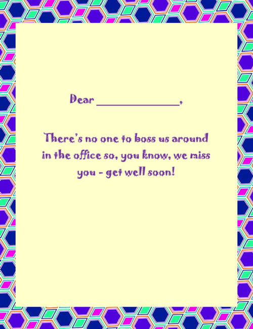 get well cards wording 1