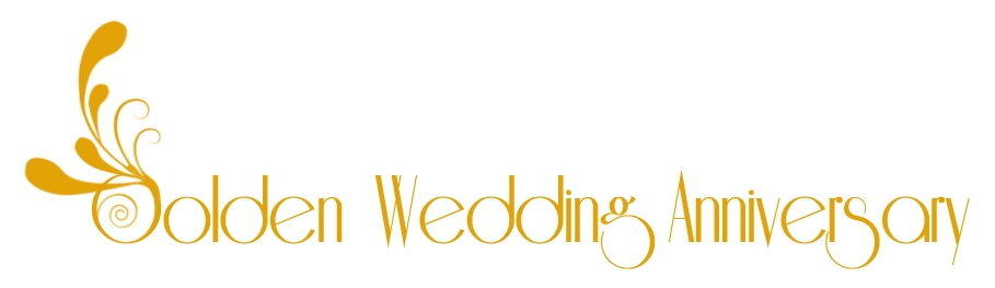 Golden Wedding Clip Art 1 Free Geographics Clipart For Stationery