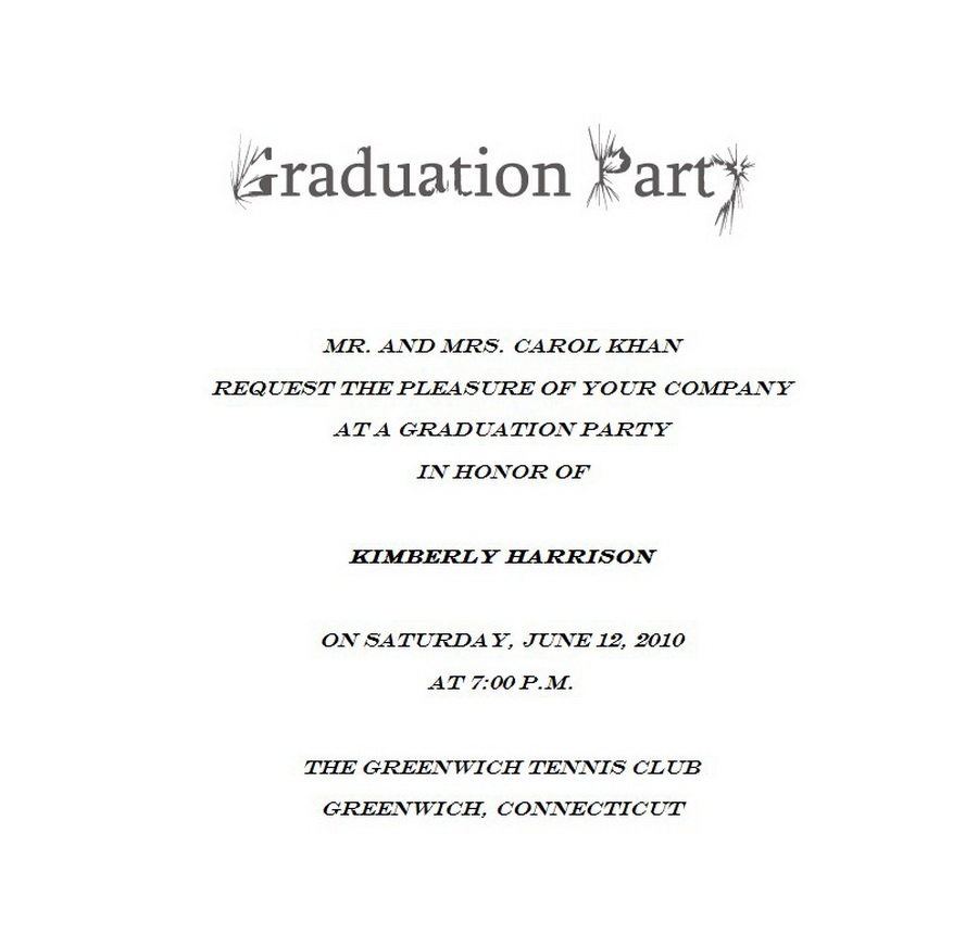 Graduation Party Invitations Wording Free Geographics Word Templates - Free templates for graduation party invites