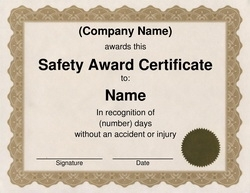 Awards certificates free templates clip art wording safety award certificate clip art wording cheaphphosting Choice Image