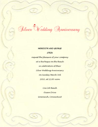 Wedding anniversary template militaryalicious wedding anniversary template stopboris Gallery