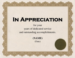 Appreciation certificate template free download etamemibawa appreciation certificate template free download yadclub Image collections