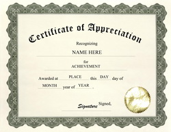 Certificate of appreciation free download tiredriveeasy certificate of appreciation free download yadclub Images