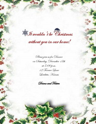 Stunning Word Holiday Templates Free Pictures - Office Resume ...